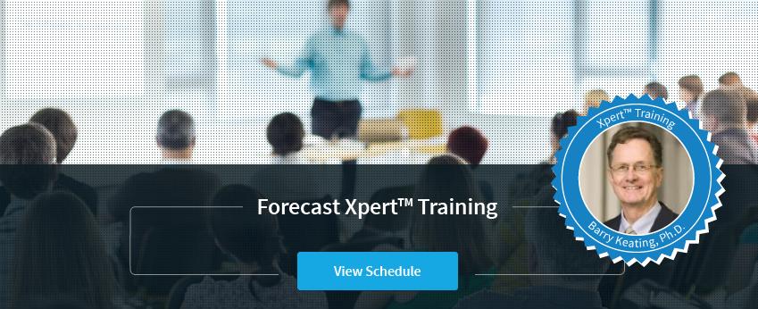 Sales Forecasting Training