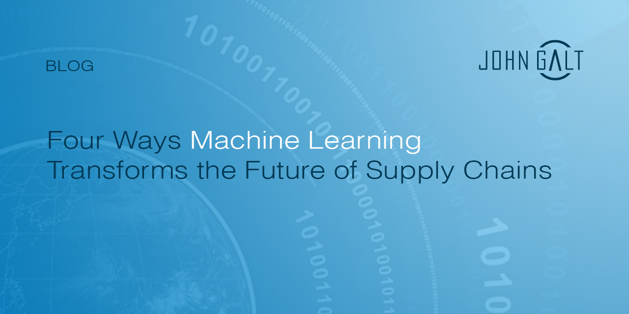 Four Ways Machine Learning Transforms the Future of Supply Chains Thumbnail